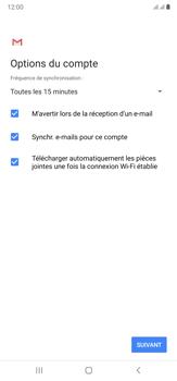 Samsung Galaxy Note20 Ultra 5G - E-mails - Ajouter ou modifier votre compte Yahoo - Étape 12