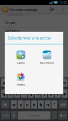 Bouygues Telecom Bs 471 - E-mails - Envoyer un e-mail - Étape 12