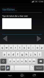 Sony D5803 Xperia Z3 Compact - Applicaties - Account aanmaken - Stap 17