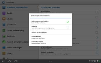 Samsung P7500 Galaxy Tab 10-1 - Netwerk - gebruik in het buitenland - Stap 7