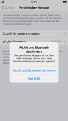 Apple iPhone SE (2020) - WiFi - So aktivieren Sie einen WLAN-Hotspot - Schritt 7