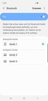 Samsung Galaxy S10 - Bluetooth - Geräte koppeln - Schritt 11