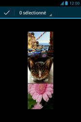 Bouygues Telecom Bs 351 - Photos, vidéos, musique - Envoyer une photo via Bluetooth - Étape 7