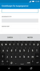 HTC One Mini 2 - E-Mail - Konto einrichten - Schritt 15