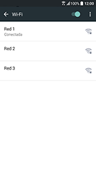 HTC 10 - WiFi - Conectarse a una red WiFi - Paso 8