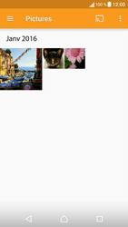 Sony Xperia X - Photos, vidéos, musique - Envoyer une photo via Bluetooth - Étape 9