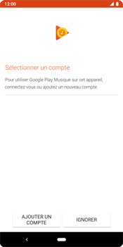 Google Pixel 3 - Photos, vidéos, musique - Ecouter de la musique - Étape 4
