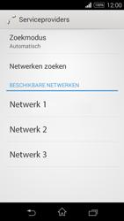 Sony Xperia E3 - Netwerk - gebruik in het buitenland - Stap 11