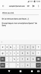 Sony Xperia XA2 - E-mails - Envoyer un e-mail - Étape 9