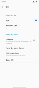 OnePlus 7T - Aller plus loin - Désactiver les données à l'étranger - Étape 8