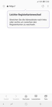 Samsung Galaxy Note9 - Internet und Datenroaming - Verwenden des Internets - Schritt 18
