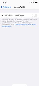 Apple iPhone 11 Pro - iOS 14 - WiFi - Activez WiFi Calling - Étape 6