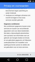 LG LG X Screen - apps - account instellen - stap 14
