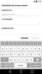 LG G5 - E-mails - Ajouter ou modifier un compte e-mail - Étape 11