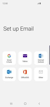 Samsung Galaxy S10e - E-mail - manual configuration - Step 5