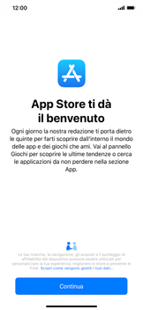 Apple iPhone XR - Applicazioni - Installazione delle applicazioni - Fase 3
