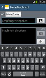 Samsung Galaxy Grand Neo - MMS - Erstellen und senden - 1 / 1