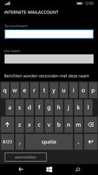 Microsoft Lumia 640 - E-mail - e-mail instellen: IMAP (aanbevolen) - Stap 11