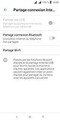 Alcatel 1 - Internet et connexion - Partager votre connexion en Wi-Fi - Étape 6
