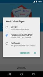 Motorola Moto G 3rd Gen. (2015) - E-Mail - Konto einrichten - Schritt 9