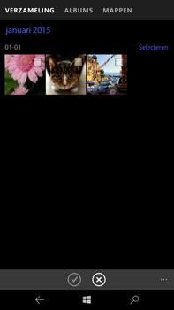 Microsoft Lumia 950 XL - MMS - afbeeldingen verzenden - Stap 10