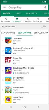 Samsung Galaxy A70 - Applications - Télécharger une application - Étape 7