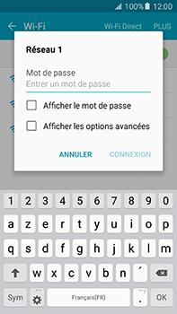 Samsung Galaxy A8 - WiFi - Configuration du WiFi - Étape 7