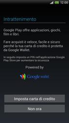 HTC One X Plus - Applicazioni - Configurazione del negozio applicazioni - Fase 14