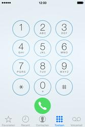 Apple iPhone 4S (iOS 8) - voicemail - handmatig instellen - stap 6