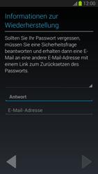 Samsung I9300 Galaxy S3 - Apps - Konto anlegen und einrichten - Schritt 11