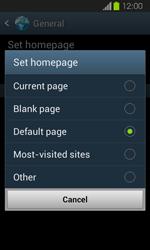 Samsung Galaxy Express - Internet and data roaming - Manual configuration - Step 22