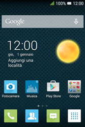 Alcatel Pixi 3 (3.5) - Bluetooth - Collegamento dei dispositivi - Fase 1