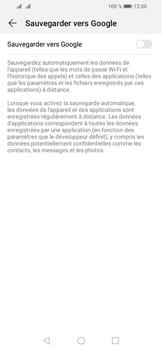 Huawei Y6 (2019) - Données - créer une sauvegarde avec votre compte - Étape 6