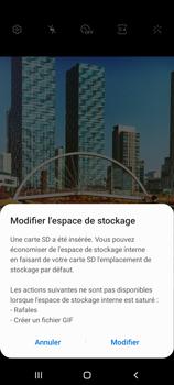 Samsung Galaxy A21s - Photos, vidéos, musique - Prendre une photo - Étape 4