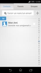 Sony Xpéria E3 - E-mails - Envoyer un e-mail - Étape 6