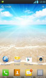 LG P700 Optimus L7 - Internet - configuration automatique - Étape 4