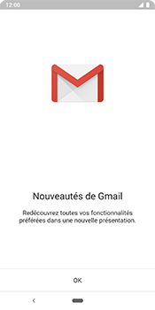 Google Pixel 3 - E-mail - 032b. Email wizard - Yahoo - Étape 4