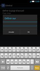 Alcatel One Touch Idol S - Internet et roaming de données - Configuration manuelle - Étape 26