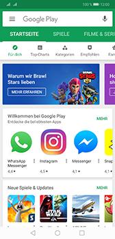 Huawei Mate 20 - Apps - Herunterladen - Schritt 3