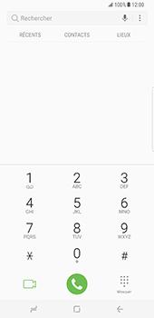 Samsung Galaxy S8 Plus - Messagerie vocale - configuration manuelle - Étape 5