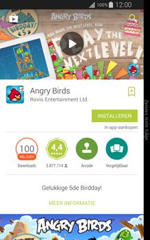 Samsung Galaxy Note Edge - apps - app store gebruiken - stap 17