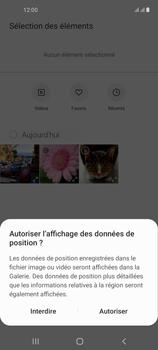 Samsung Galaxy A21s - Contact, Appels, SMS/MMS - Envoyer un MMS - Étape 16