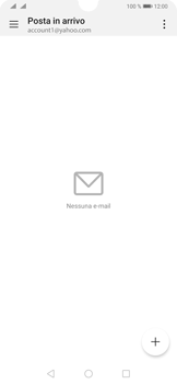 Huawei P30 - E-mail - 032b. Email wizard - Yahoo - Fase 9