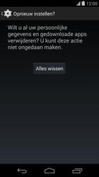 LG D821 Google Nexus 5 - toestel resetten - fabrieksinstellingen terugzetten - stap 7