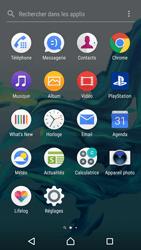 Sony Xperia XZ (F8331) - Photos, vidéos, musique - Ecouter de la musique - Étape 3