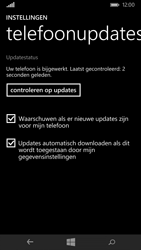 Microsoft Lumia 535 - software - update installeren zonder pc - stap 7