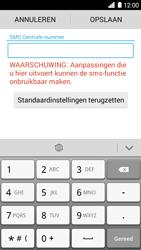 Huawei Ascend G6 - sms - handmatig instellen - stap 6