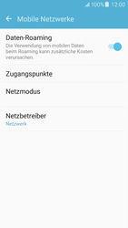Samsung Galaxy J5 (2016) - Ausland - Im Ausland surfen – Datenroaming - 8 / 10