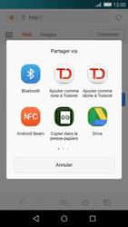 Huawei P8 Lite - Internet et connexion - Naviguer sur internet - Étape 17