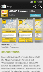 Samsung Galaxy S Plus - Apps - Herunterladen - 19 / 22
